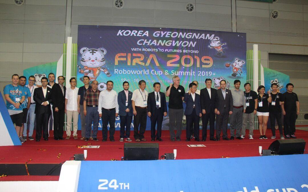 FIRA Frontier Camp (FFC) 2019